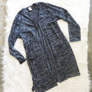 Duster Sweater with Pockets